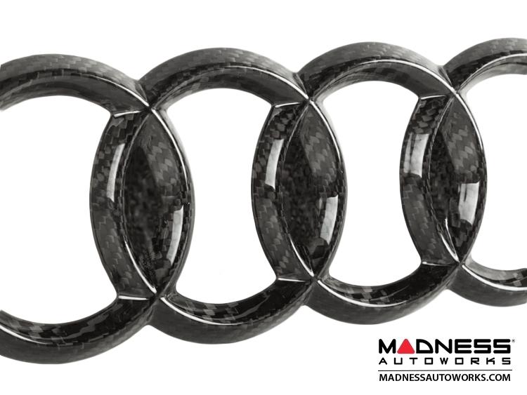 Audi Rear Emblem by Feroce - 7