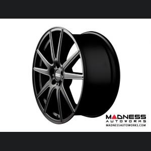 Audi A6 Custom Wheels by Fondmetal - Black Milled