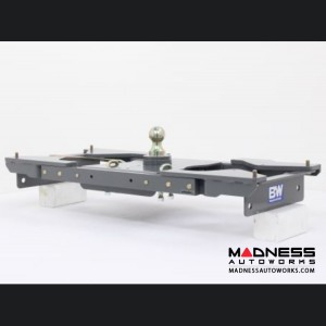 Ford F 250/ 350/ 450 Turnover Ball Gooseneck Trailer hitch w/ Custom Installation Kit by B&W - 2017