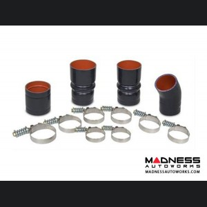 Ford 6.0L Powerstroke Intercooler Hose and Clamp Kit by BD Diesel