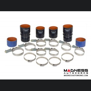 Ford 7.3L Powerstroke Intercooler Hose and Clamp Kit by BD Diesel