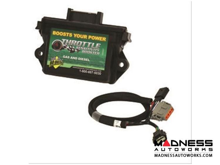Jeep Throttle Sensitivity Booster by BD Diesel