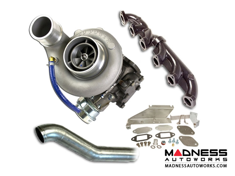 Dodge Ram 6.7L Super B Special Turbo Kit by BD Diesel