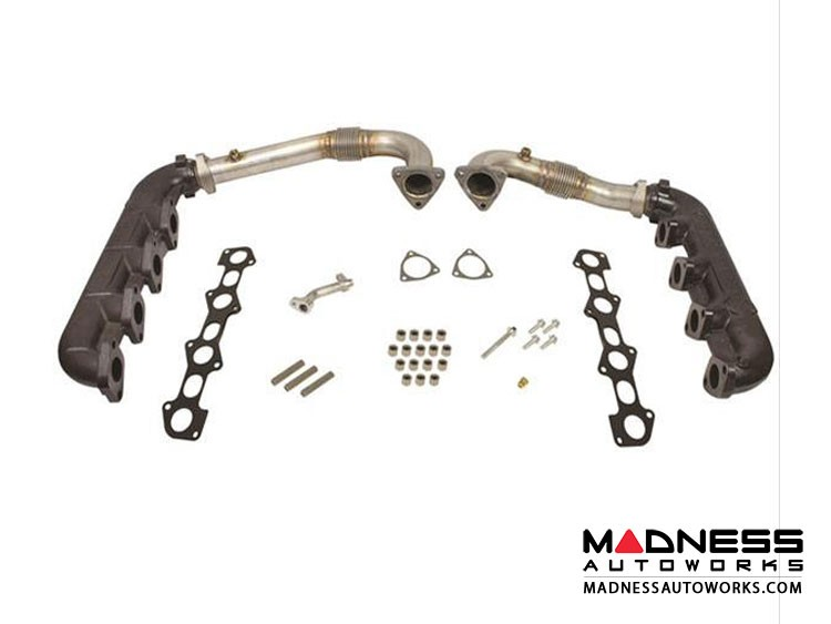 Ford 6.4L Powerstroke Up Pipe Kit by BD Diesel