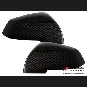 BMW 3 Series (F30/ F31) Mirror Covers - Carbon Fiber
