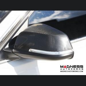 BMW 3 Series (F30/ F31) Mirror Covers - Carbon Fiber