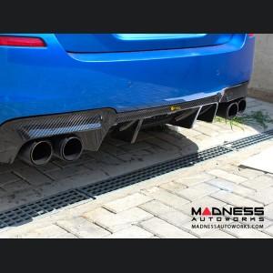 BMW M5 Rear Diffuser - Carbon Fiber