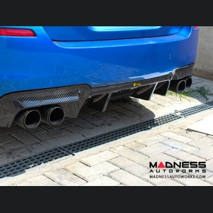 BMW M5 Rear Diffuser - Carbon Fiber