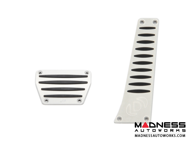 BMW Alumnium Pedal Cover Set by Dinan - SMG and DCT Transmission
