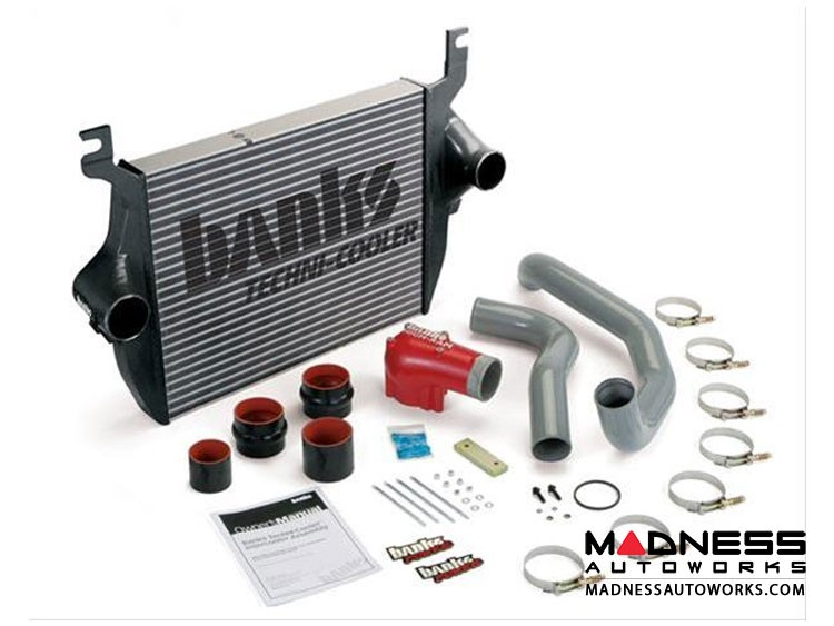Ford 6.0L Techni Cooler Intercooler System by Banks Power