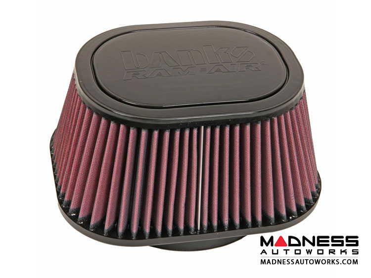 Chevrolet Silverado 6.6L Air Filter Element by Banks Power - Ram Air System
