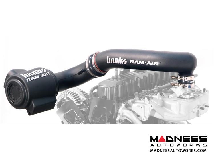 Jeep Wrangler 4.0L High Ram Intake Kit by Banks Power