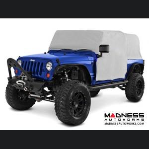 Jeep Wrangler Canopy Cover by Bestop - Charcoal (2 door)