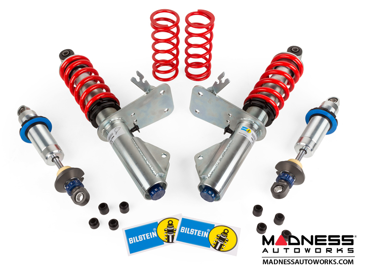 Alfa Romeo 4C Coilover Kit by Bilstein - B16 PSS10 - Adjustable