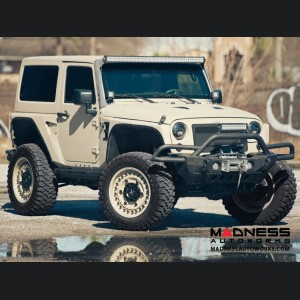 "Jeep Wrangler JL Custom Wheels by Black Rhino - 17 x 9.5"" - Armory - Desert Sand"