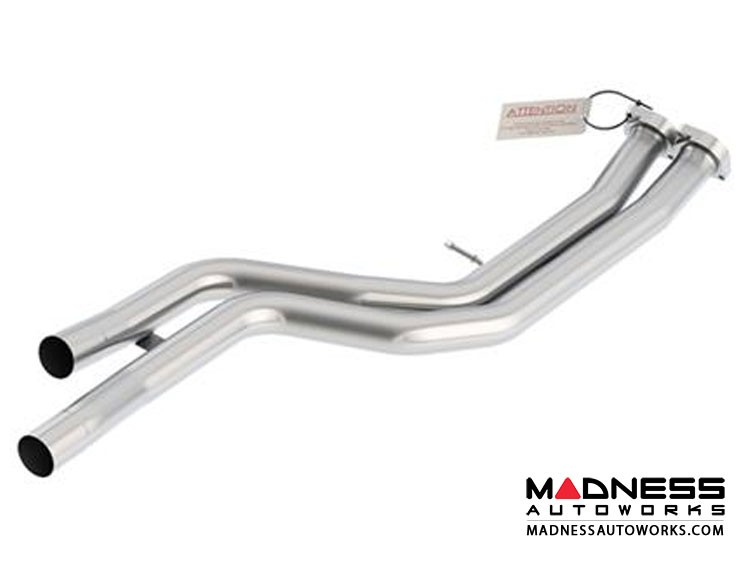 """BMW M3/ M4 - Performance Exhaust by Borla - 2.5"""" Front Pipes (2015)"""