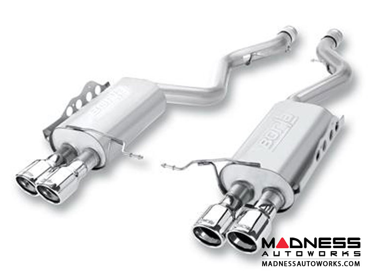 BMW M3 Performance Exhaust by Borla - Cat-Back Exhaust (2008 - 2013)