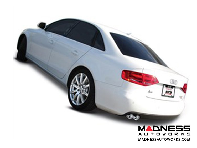 Audi A4 - Performance Exhaust by Borla - Cat-Back Exhaust - S-Type (2009-2015)