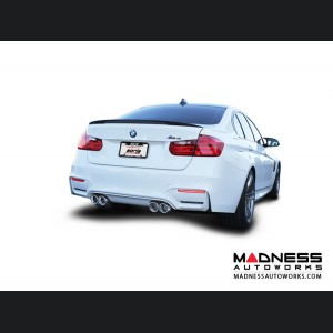 BMW M3/ M4 - Performance Exhaust by Borla - Cat-Back Exhaust (2015)