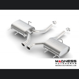 Cadillac CTS Coupe V6 - Performance Exhaust by Borla - Rear Section Exhaust - Touring (2011-2014)
