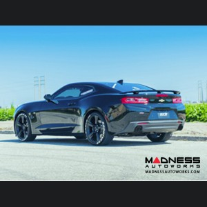 Chevrolet Camaro SS Performance Exhaust System by Borla - Axle-Back Exhaust - ATAK (2016 - 2017) #11923CFBA