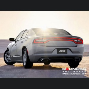Dodge Charger 3.6L V6 - Performance Exhaust by Borla - Cat-Back Exhaust - ATAK (2015-)