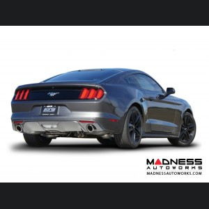 Ford Mustang EcoBoost/ 3.7L V6 - Performance Exhaust by Borla - Rear Section Exhaust - S-Type (2015)