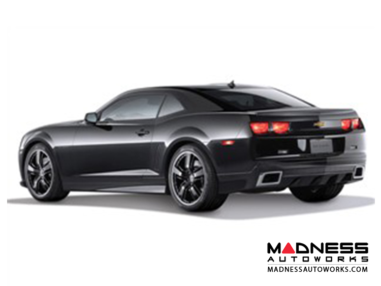 Chevrolet Camaro SS w/ Ground Effects Package - Performance Exhaust by Borla - Cat-Back Exhaust - S-Type (2010-2013)