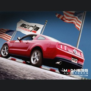 Ford Mustang GT - Performance Exhaust by Borla - Cat-Back Exhaust - S-Type (2010)