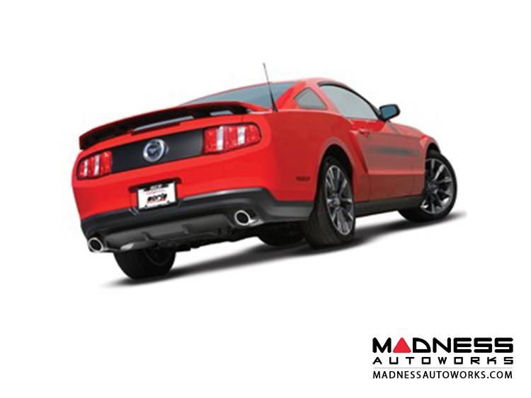 Ford Mustang GT/ Boss 302 - Performance Exhaust by Borla - Rear Section Exhaust - ATAK (2011-2012)