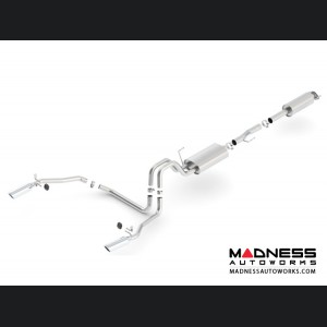 Ford F-150 - Performance Exhaust by Borla - Cat-Back Exhaust - S-Type (2011-2014)