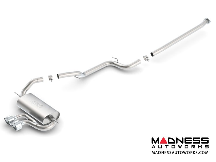 Ford Focus ST 2013-2015 - Cat-Back Exhaust - Touring