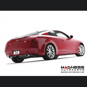 Infiniti G37 Coupe - Performance Exhaust by Borla - Cat-Back Exhaust (2008-2013)