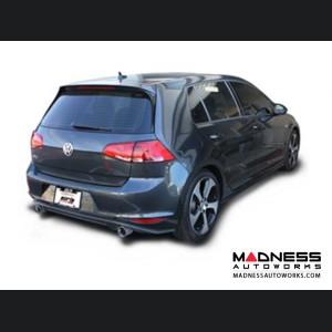 Volkswagen Golf GTI - Performance Exhaust by Borla - Cat-Back Exhaust - S-Type (2015)