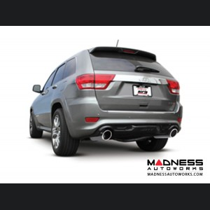 Jeep Grand Cherokee SRT-8 - Performance Exhaust by Borla - Rear Section Exhaust - ATAK (2012-2014)