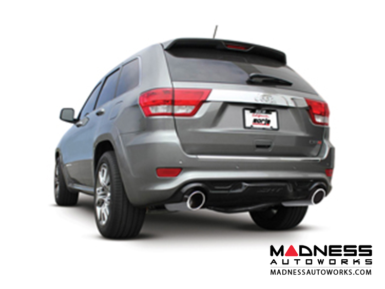Jeep Grand Cherokee SRT-8 - Performance Exhaust by Borla - Rear Section Exhaust - S-Type (2012-2014)