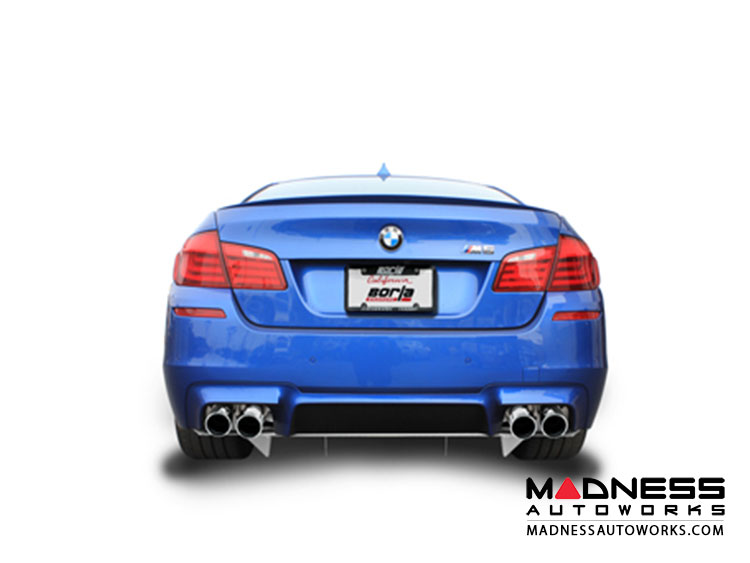 BMW M6 Coupe (F12) - Performance Exhaust by Borla - Cat-Back Exhaust - S-Type