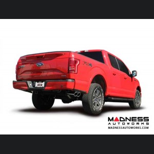 Ford F-150 3.5L EcoBoost Performance ATAK Exhaust by Borla - Cat-Back (2015-2017)