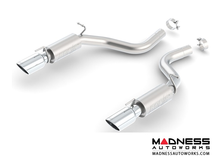 Chrysler 300 SRT8 - Performance Exhaust by Borla - Rear Section Exhaust - S-Type (2012-2014)