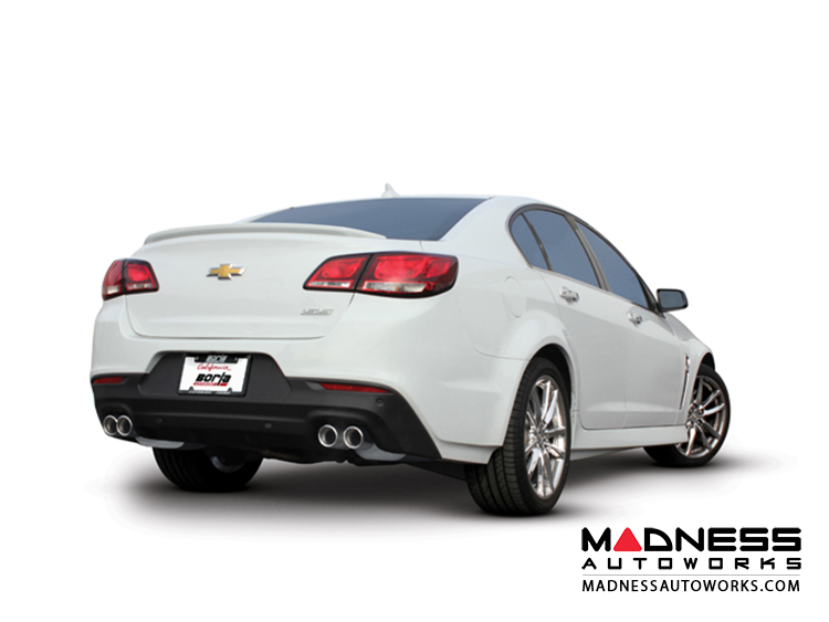Chevrolet SS - Performance Exhaust by Borla - Rear Section Exhaust - S-Type (2014-2015)