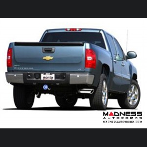 Chevrolet Silverado 1500 - Performance Touring Exhaust by Borla - Cat-Back Exhaust (2011-2013)