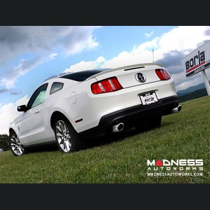 Ford Mustang V6 - Performance Exhaust by Borla - Rear Section Exhaust - ATAK (2011-2014)
