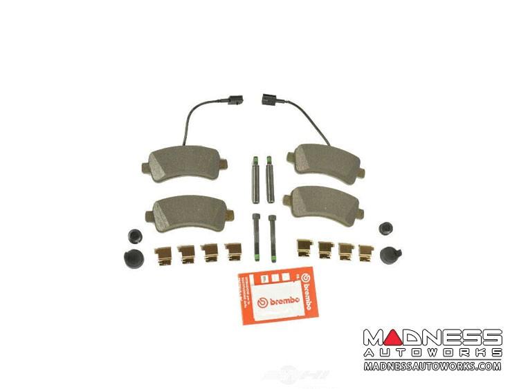 Alfa Romeo Stelvio Brake Pads - 2.0L - Mopar - Rear