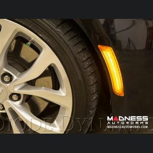 Cadillac ATS LED Sidemarkers (Non V) - Pair - Smoked