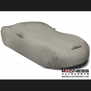 Alfa Romeo 4C Custom Vehicle Cover - Stormproof - Gray - Hard Top