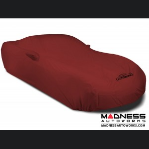 Alfa Romeo 4C Custom Vehicle Cover - Stormproof - Red - Hard Top