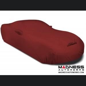 Alfa Romeo 4C Custom Vehicle Cover - Stormproof - Red - Hard Top