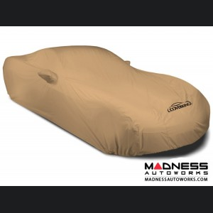 Alfa Romeo 4C Custom Vehicle Cover - Stormproof - Tan - Hard Top