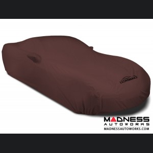 Alfa Romeo 4C Custom Vehicle Cover - Stormproof - Wine - Hard Top