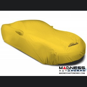 Alfa Romeo 4C Custom Vehicle Cover - Stormproof - Yellow - Hard Top